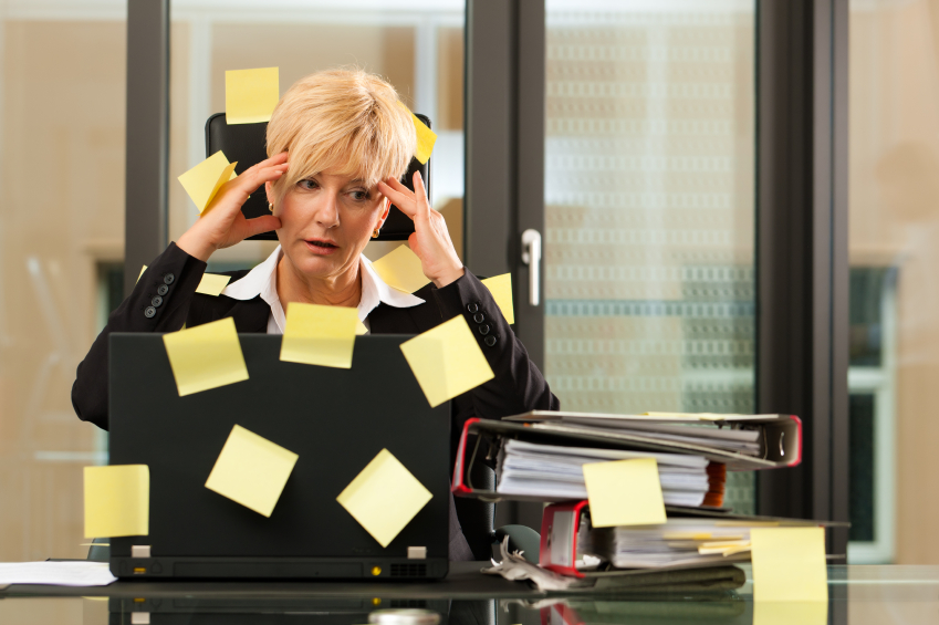 10 Easy Steps Toward Alleviating Stress