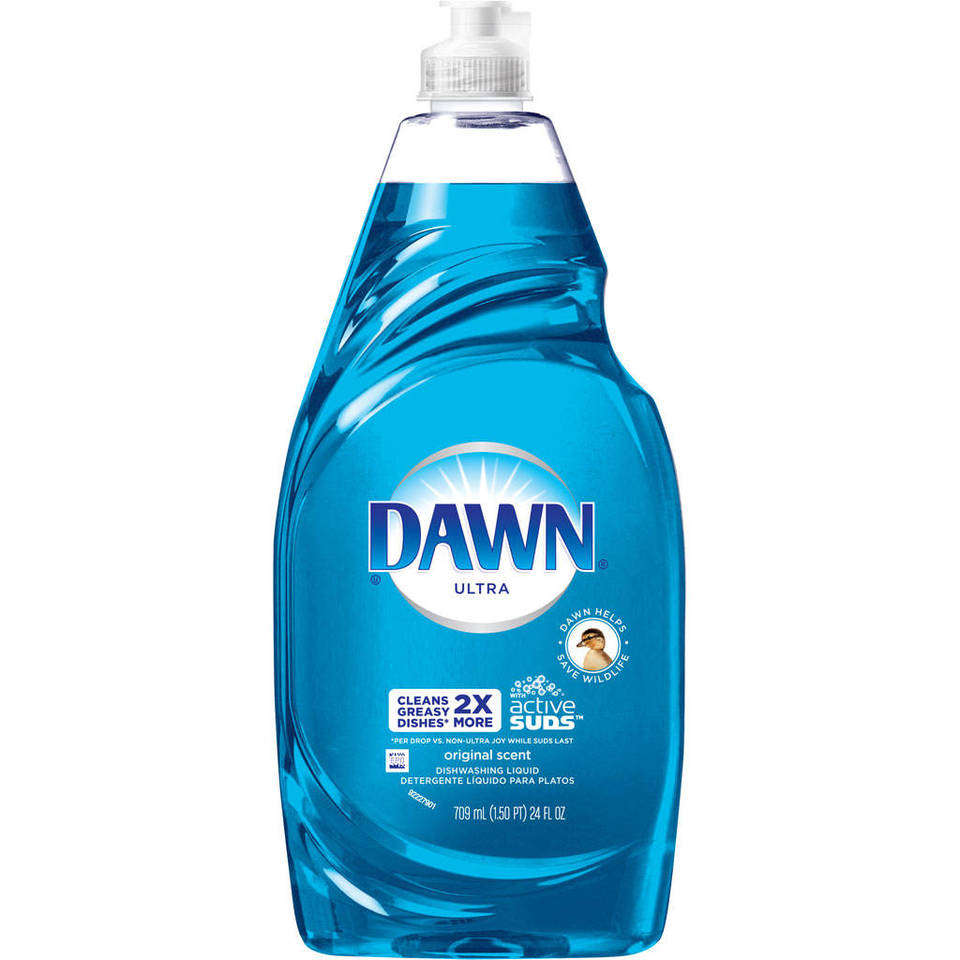 Free Dawn Liquid Dish Soap at Meijer Stores