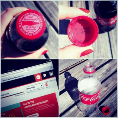 my coke rewards refer a friend