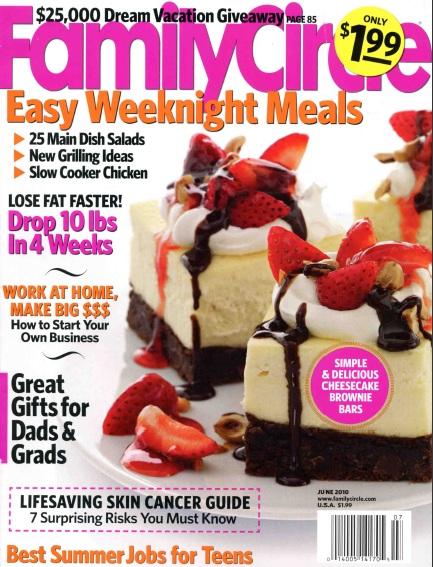 family circle magazine for free