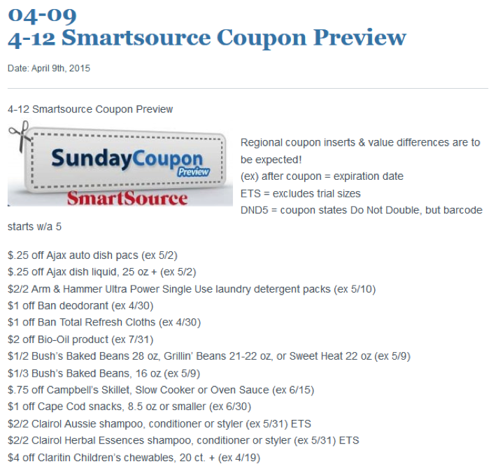 smart source preview coupon