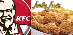*HOT Deal* KFC: $5 off an 8-Piece Meal or Larger Coupon