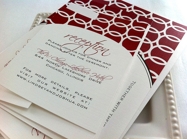 Invitations for Budget WEdding