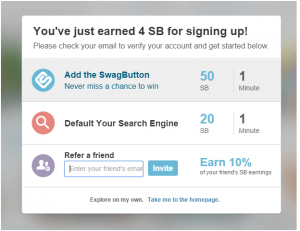 Earn Rewards and Free Gift Codes from Swagbucks Rewards