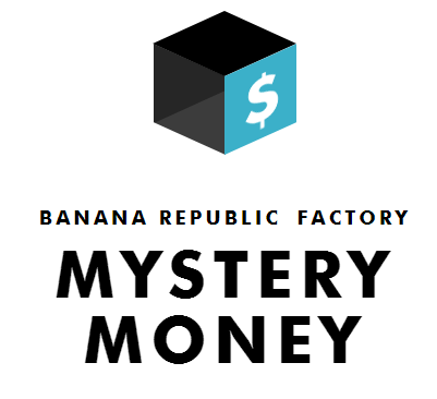Banana Republic Factory Mystery Money Giveaway