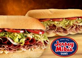 FREE Regular Sub at Jersey Mike's