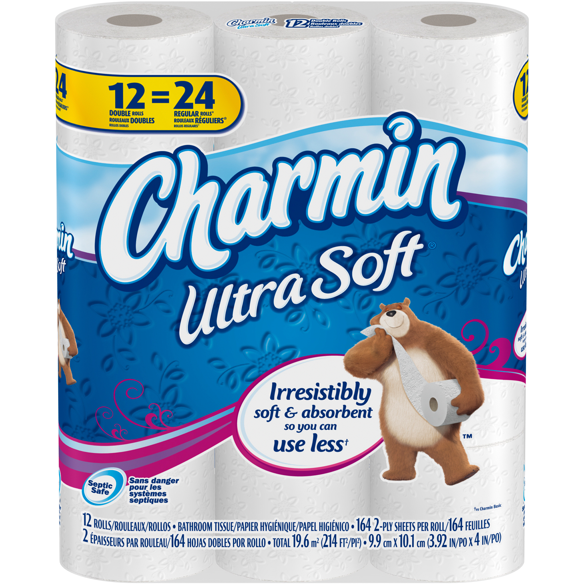 Free Charmin Ultra Toilet Paper Double Rolls