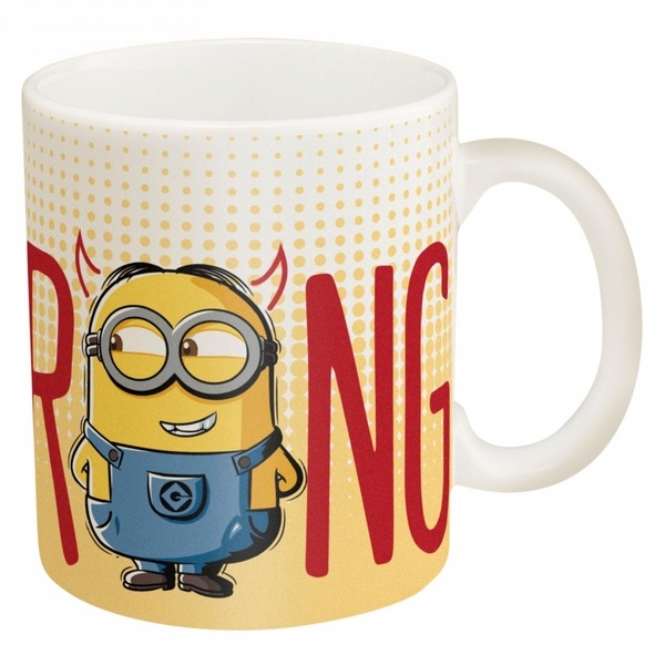 FREE Despicable Me Minions Coffee Mugs + Free Pickup