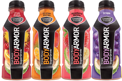 FREE BodyArmor SuperDrink at Kroger