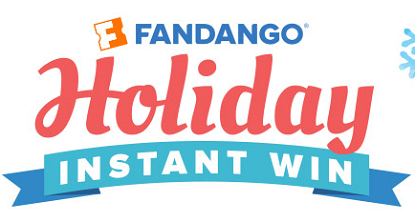 Fandango Holiday Instant Win Game (29,605 Winners!)