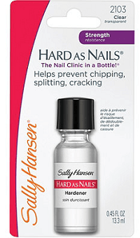 Sally Hansen Hard As Nails for ONLY $0.19 at CVS (No Coupons Needed)