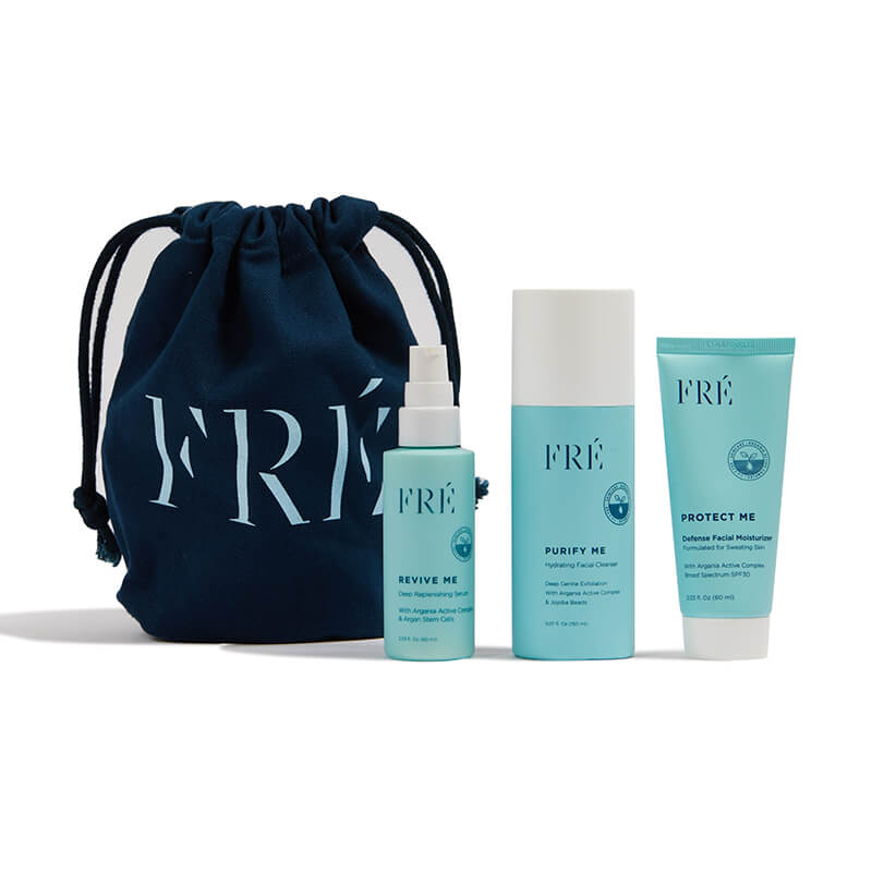 FRÉ ultra-light Skincare Samples