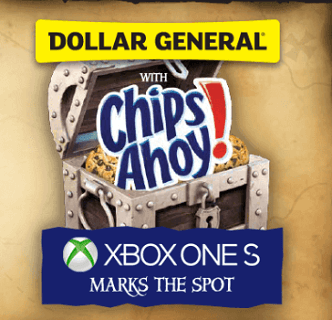 Dollar General Chips Ahoy Xbox Sweepstakes and Instant Win Game (1,005 Winners)