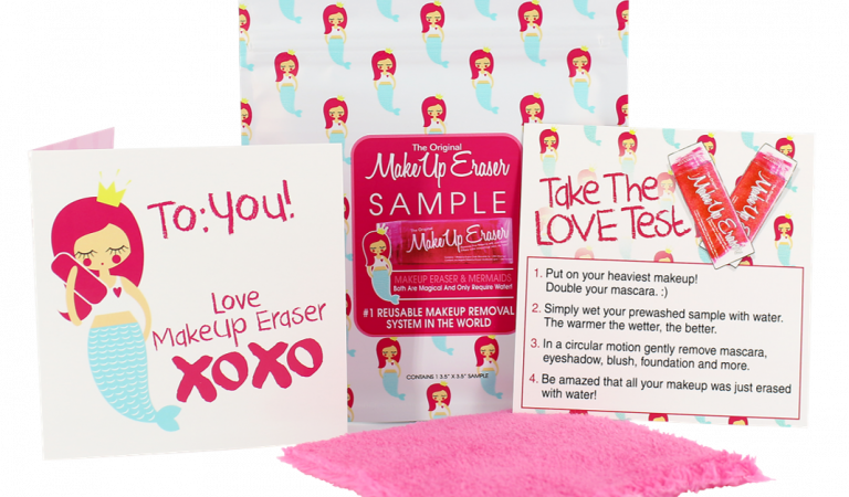 FREE Sample of The Original MakeUp Eraser
