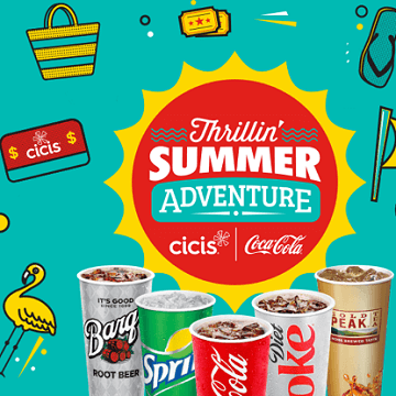 Coca-Cola Thrillin' Summer Adventure Sweepstakes & Instant Win Game