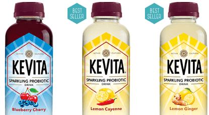 FREE KeVita Drink