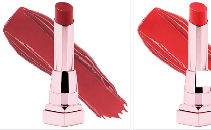 FREE Maybelline Hydrating Oil-in Lipstick Sample