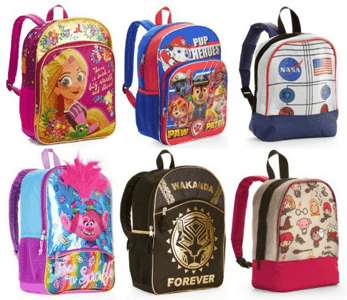 FREE Backpack after Cash Back Plus a FREE $5 Walmart e-gift card