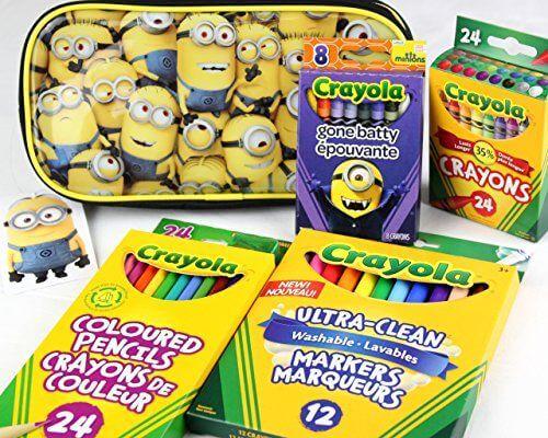 FREE Crayola Bundle after Cash Back