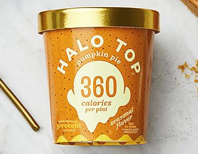 FREE Pint of Halo Top Pumpkin Pie Ice Cream on September 22nd