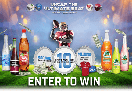 """Uncap The Ultimate Seat"" Instant Win Game 2,260 Winners"
