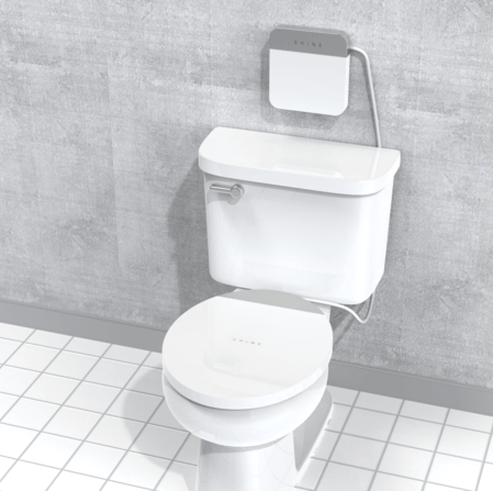 FREE Shine Digital Toilet Seat for Referring Friends