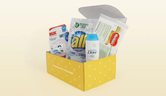 FREE Walmart Baby Welcome Box