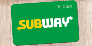 FREE $3 off $3 at Subway for PayPal