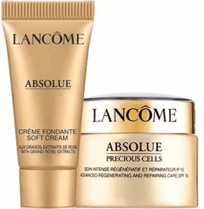 FREE Lancôme Absolue Soft Cream Deluxe Sample