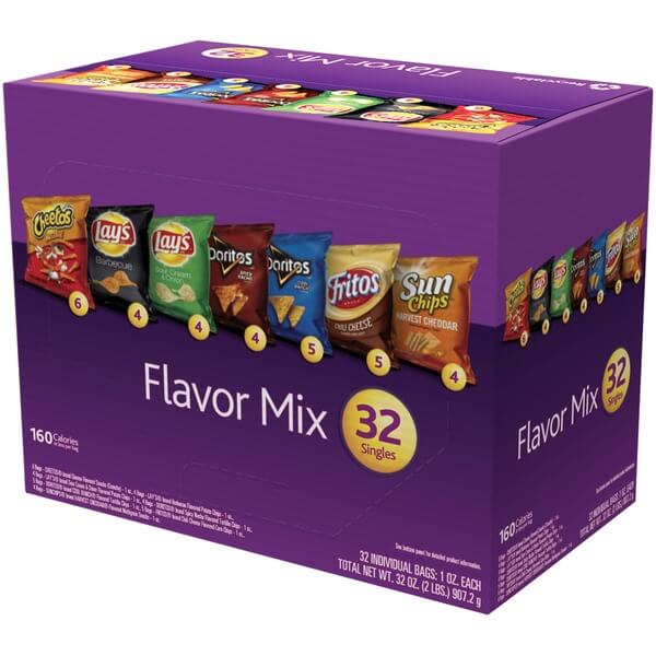 2019 Frito-Lay Variety Packs Game Sweepstakes & Instant Win Game