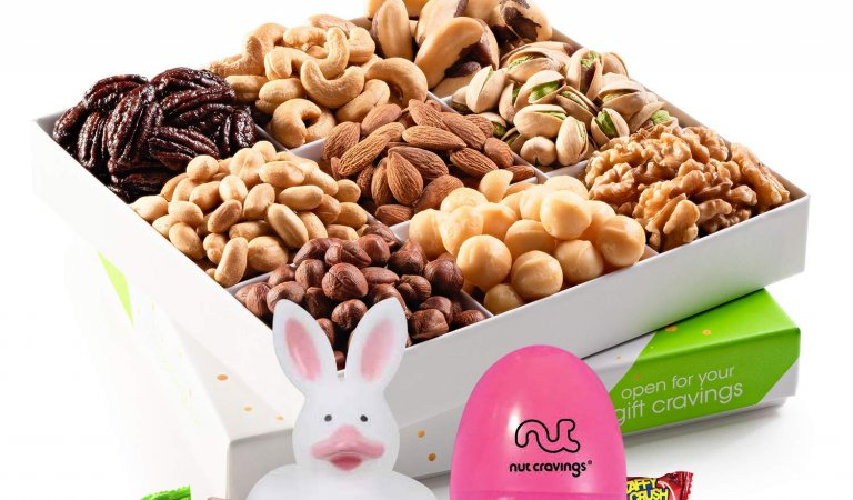 Easter GOTTA BE NUTS Gift Basket Giveaway