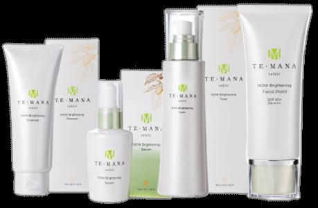 FREE TeMana Noni Skincare Sample