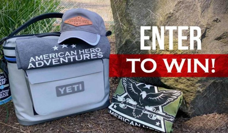 WIN a Yeti Cooler & American Hero Adventures Swag
