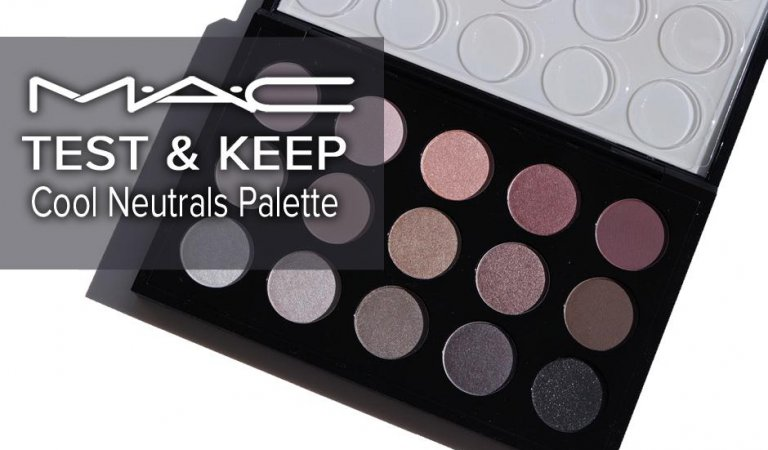 FREE Product Testing – MAC Cool Eye Palette (UK)