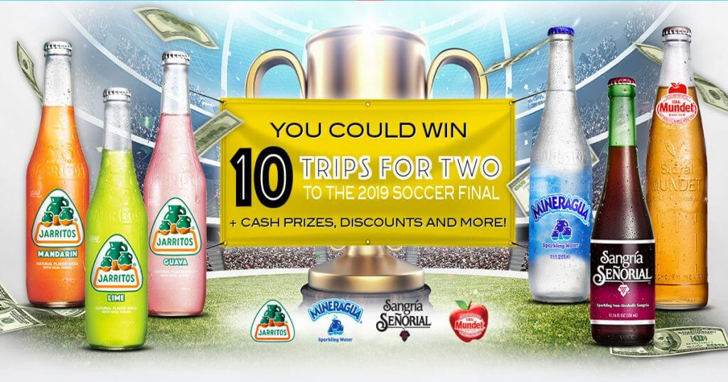 Novamex Uncap the Sweepstakes & Instant Win Game