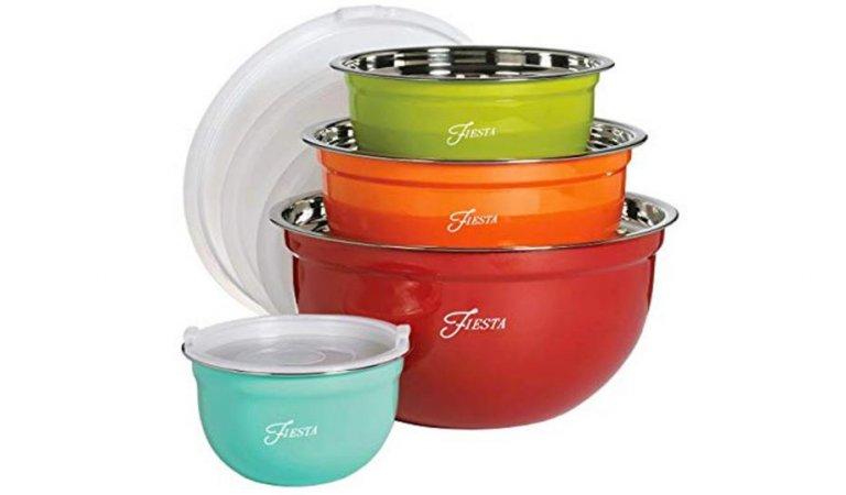 Win A Fiesta 8-Piece Mixing Bowl Set