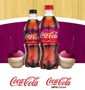 Coca-Cola 'Double Delicious' Instant Win Game (78,428 Winners)