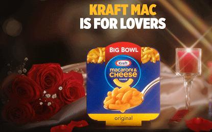 Kraft Mac is for Lovers Sweepstakes (1,000 Winners!)