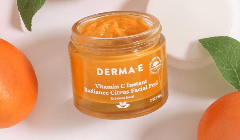 FREE Derma E Vitamin C Instant Radiance Citrus Facial Peel Samples!!