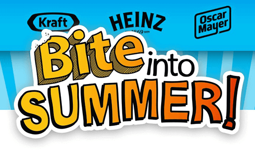 Kraft Heinz 'Bite Into Summer' Instant Win Game (2,003 Winners)