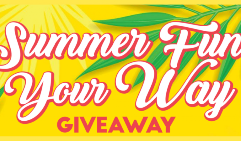 "Check Into Cash ""Summer Fun, Your Way Giveaway"" Sweepstakes"