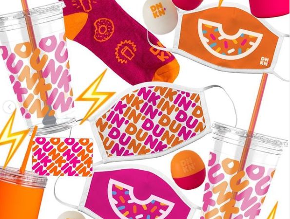 Dunkin' Donuts Extra Charged Instagram Giveaway