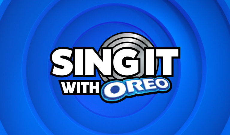 Sing It With OREO Instant Win Game