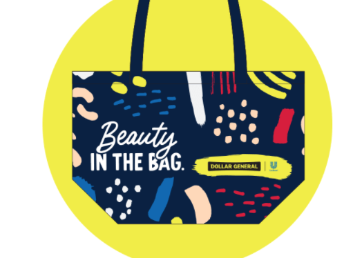 First 200,000 – Free Dollar General Beauty Bag