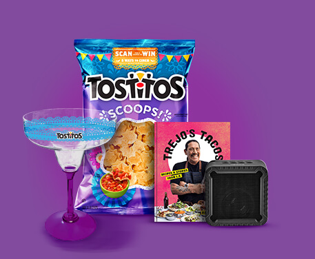 The Tostitos 5 Ways To Cinco Sweepstakes